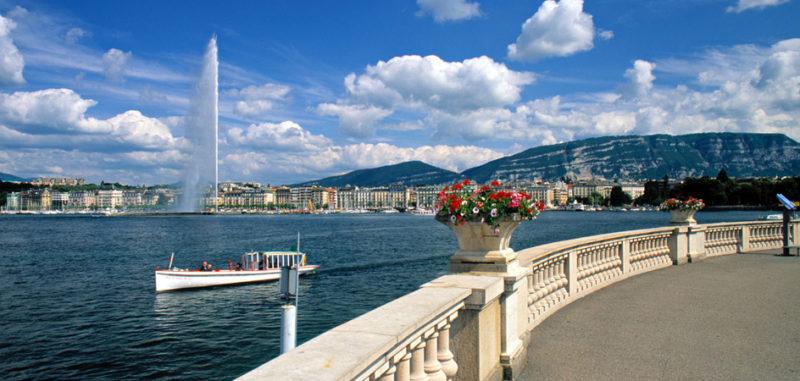 Guide to Geneva – Проект